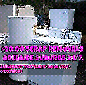 All Areas ADELAIDE Scrap Removal.