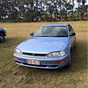1997 Toyota Camry Sedan Southbank Melbourne City Preview