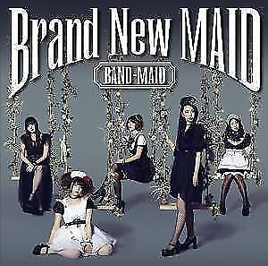 Brand New Maid von Band-Maid (2016)