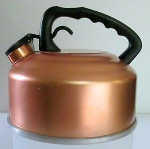 Whistling tea kettle ebay for Alpine cuisine tea kettle
