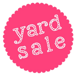 Yard Sale Bargains