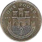Gibraltar Pound Coin