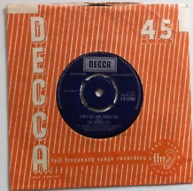 The Angelettes - Don't Let Him Touch You (Decca) 1972
