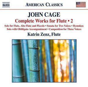 John Cage - Complete Works for Flute #2 / Katrin Zenz *CD*NEU* - <span itemprop=availableAtOrFrom>Wetzlar, Deutschland</span> - Widerrufsbelehrung Widerrufsrecht Sie haben das Recht, binnen eines Monats ohne Angabe von Gründen diesen Vertrag zu widerrufen. Die Widerrufsfrist beträgt einen Monat ab dem Tag an dem Si - Wetzlar, Deutschland