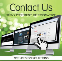 Specialized Web Design and Graphic Designs Services