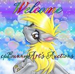 Sparkling cpBunnyArt's Auctions