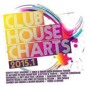 Various - Club House Charts 2015.1 - CD NEU
