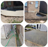 Exceptional Concrete  Finishing