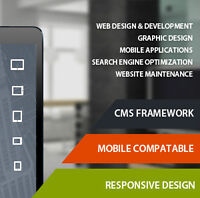 Dedicated web designers | Responsive | Wordpress CMS