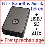 Bluetooth Freisprecheinrichtung Audi