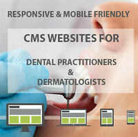 Professional Websites for Dental and Cosmetic Practices