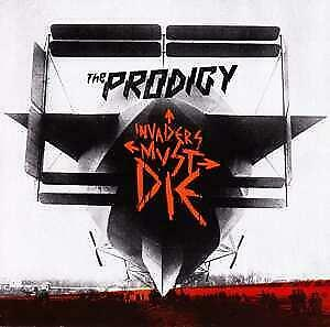 Invaders Must Die-The Prodigy-CD