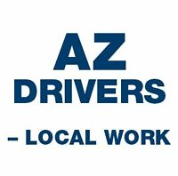 AZ local delivery drivers needed