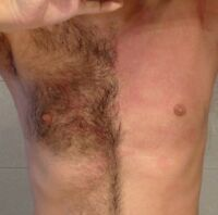 Prof. MALE WAXING/HAIR REMOVAL from CERTIFIED Male Esthetician