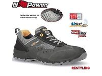 Saftey shoes upower size 9
