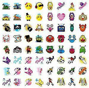 Childrens tattoos ebay for Tattoo for kid