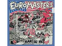 "Euromasters hardscore 12"" red vinyl rotterdam records"