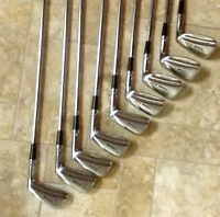 1954 Wilson Staff Dynapower Fluid Feel Irons