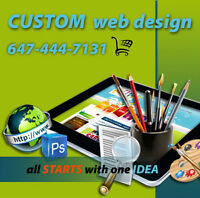 Let us help you create a more effective web presence