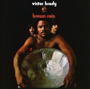 Brown Rain von Victor Brady - CD - Neu!