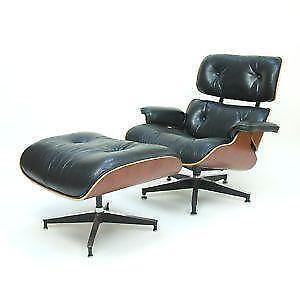 Gentil Herman Miller Eames Lounge Chairs