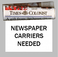 Times Colonist Carrier