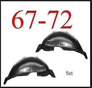 WANTED - 1967 - 1972 Chevy C10 inner fenders