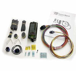 thunder heart performance universal wiring kit harness controller harley chopper | ebay 1998 dodge durango wiring harness