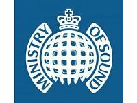 Looking for ministry of sound annaul cd's