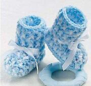 Crochet Slipper Patterns