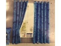 New Curtains ( Dunelm ) BlackOut Lined