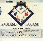 Poland Ticket