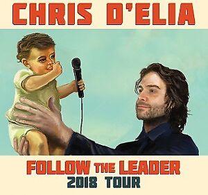 Chris D'Elia: Follow the Leader 2018 Tour