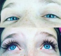Promotion  $65 Eyelash Extensions!
