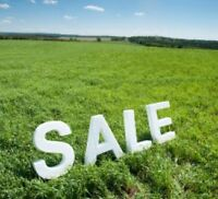 Looking to invest in Land? Look no further