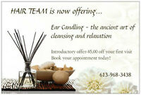 Ear Candling - Don't miss this Introductory Offer!  Save $5.00!