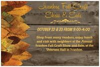 Annual Fall Craft Sale at Ivanhoe Hall