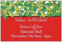 Eldorado- Traditions Christmas craft sale