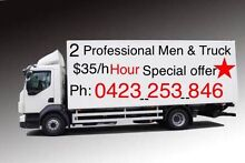 ★ CHEAP REMOVALS just $35/ with 2 Men & Truck Blacktown Blacktown Area Preview