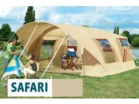 Raclet Safari Trailer Tent