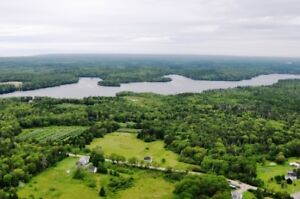 Affordable, private lakefront property in NS