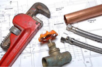 LICENSED MASTER PLUMBER WITH 25 + YEARS IN QUALITY WORKMANSHIP