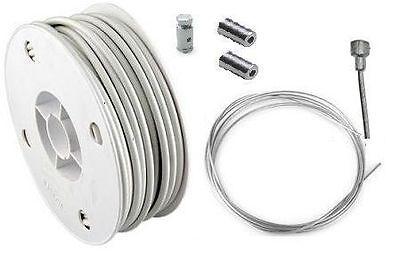 kit gaine et cable pour frein arriere Mobylette MBK 51