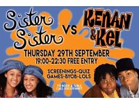 Sister Sister vs Kenan and Kel