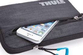 Brand New Thule iPad Mini 1/2/3 or 4 Zipped Case - Lined Padded & Waterproof