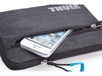 Brand New Thule iPad Mini 1/2/3 or 4 Zipped Case - Lined Padded & Waterproof