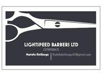 LIGHTSPEED BARBERS LTD