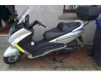 Scooter Sym Voyager 250gts i