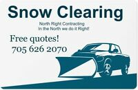 SnowPlowing, Plowing, shovelling, snowblower