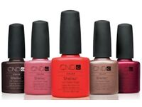 SHELLAC NAILS FOR ONLY £10!!!!